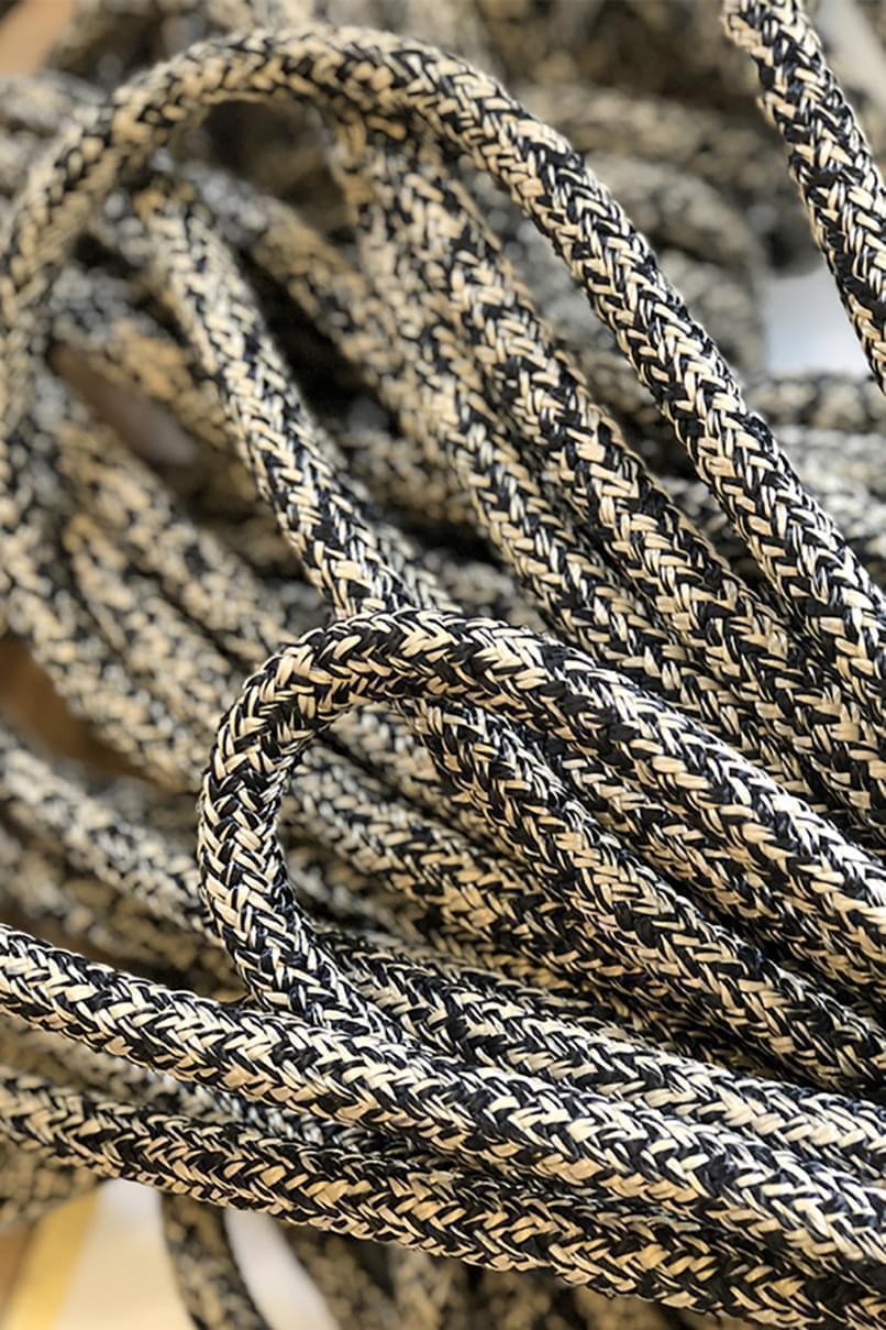 Détail corde Lancelin pour Sessùn