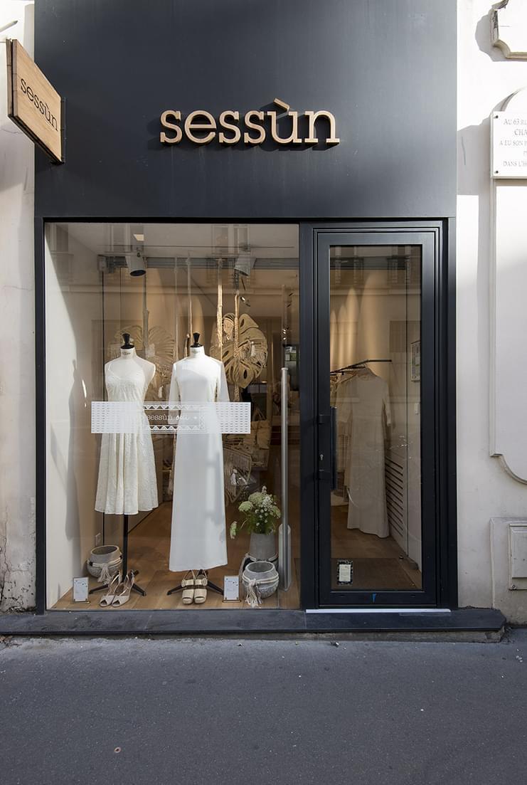Boutique Sessùn Oui Paris