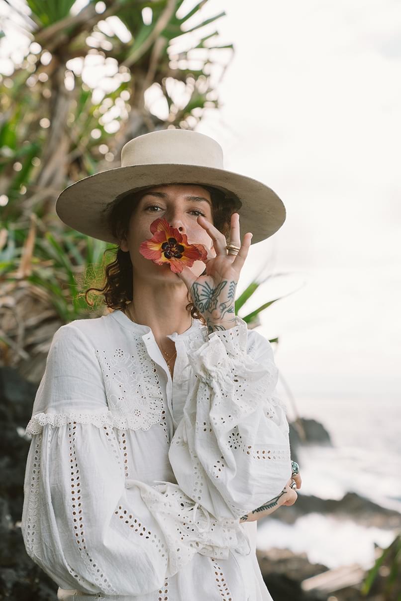 Marie-Sophie Lockhart x Sessùn par Jay Carroll