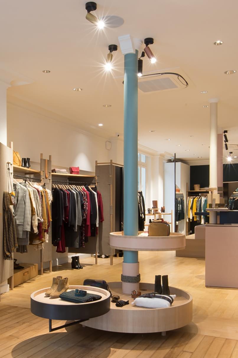 Boutique Sessùn Saints-Pères Paris