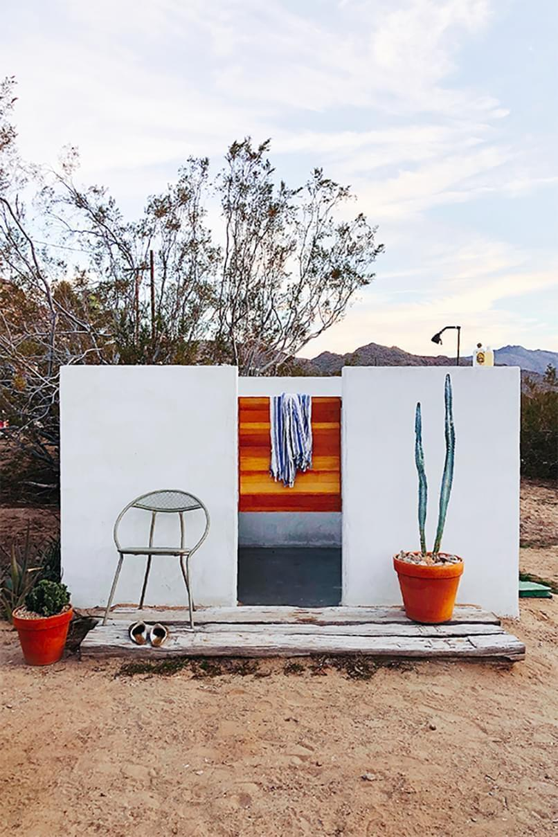 El Rey Court, Joshua Tree