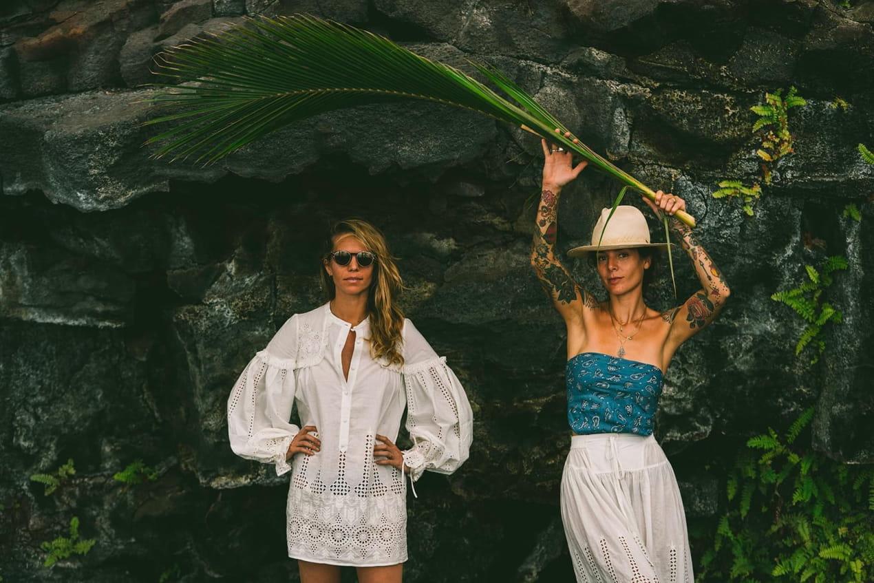 Alison Carroll et Marie-Sophie Lockhart pour Sessùn