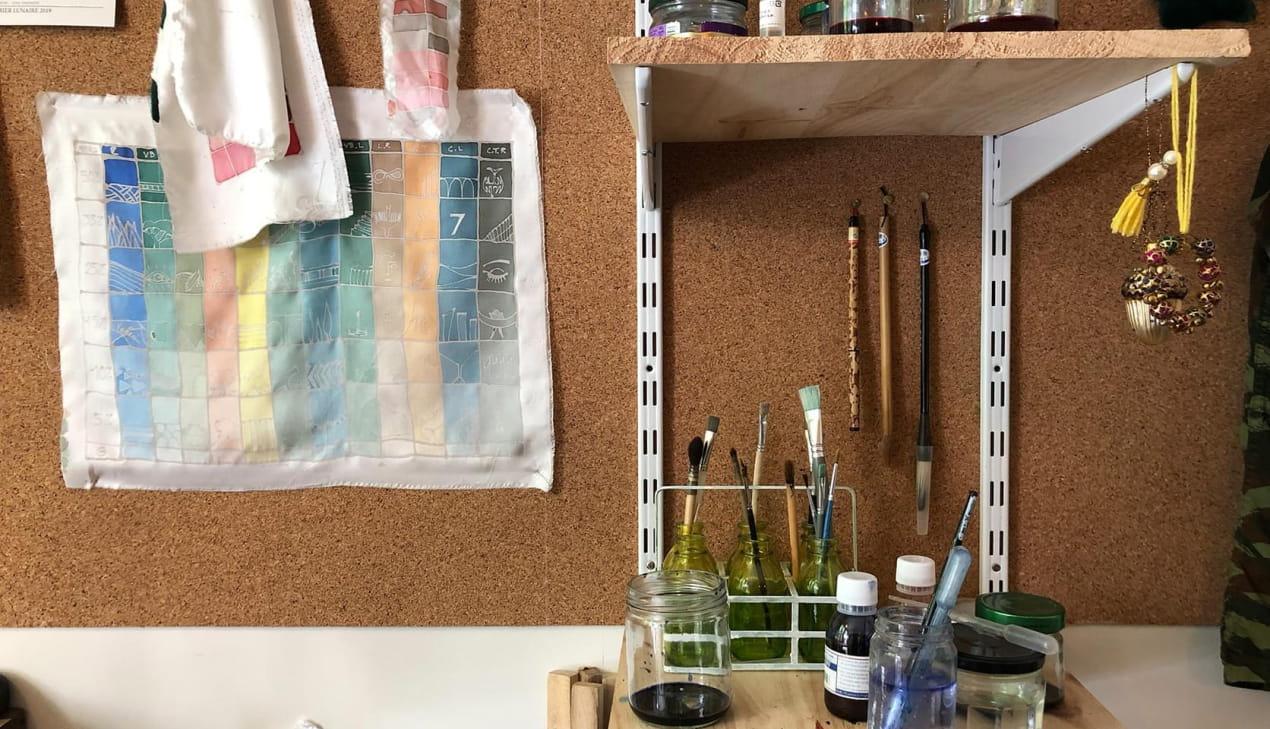 Atelier de Marion Vallerin