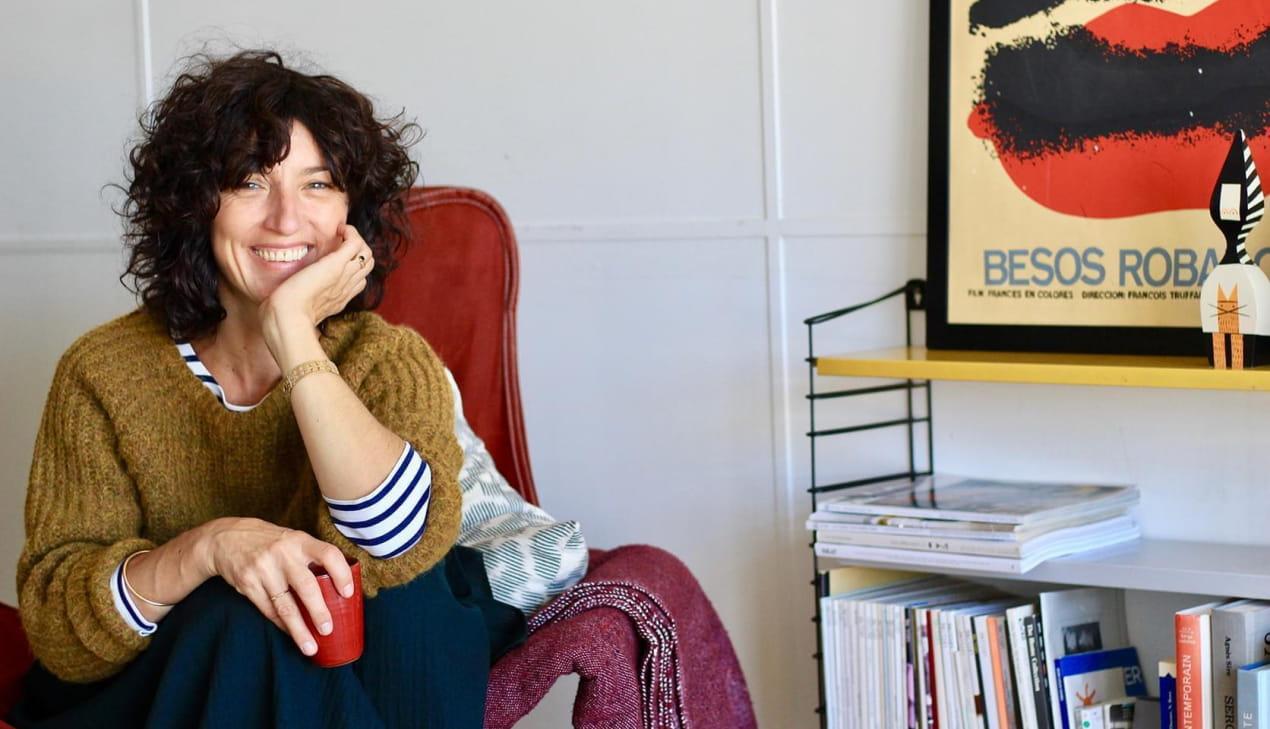 Portrait d'Amélie Nicolas en Sessùn