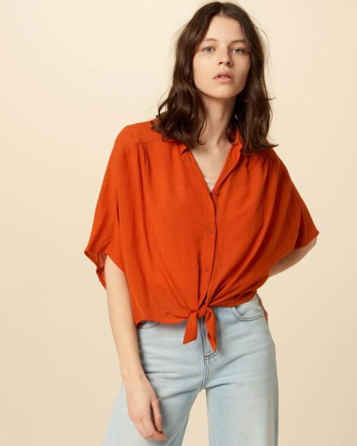 Alfassa - Mandarin Red