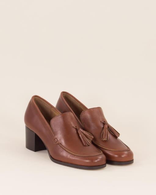 Hauteville - Chesnut Leather