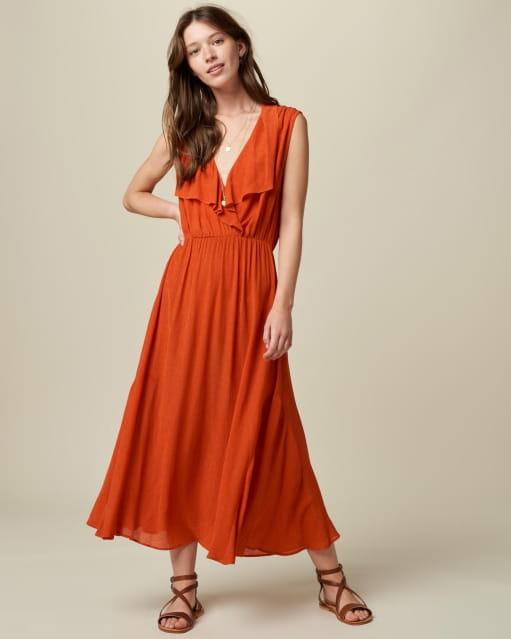 Mira - Mandarin Red