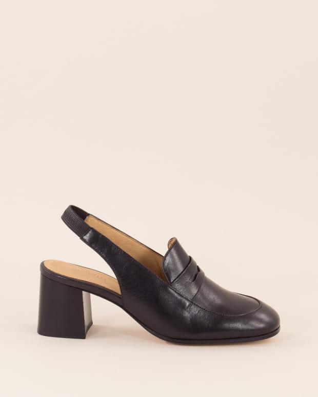Dandy - Black Leather