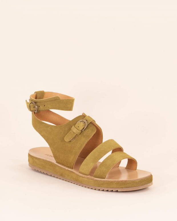 Miss montain - Gold Suede