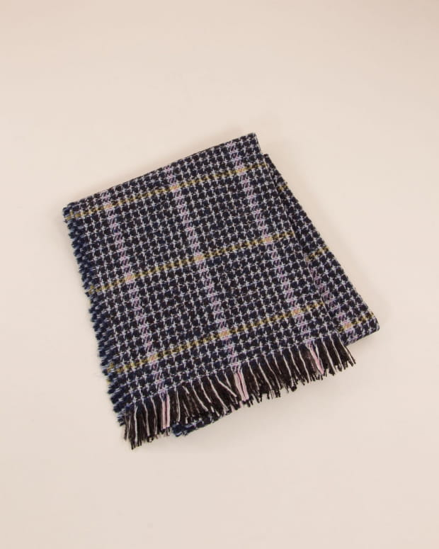 Vasco scarf - Nymphea Checks