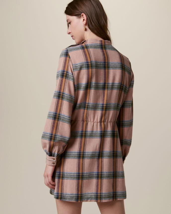 Abbey wool - Sandrose