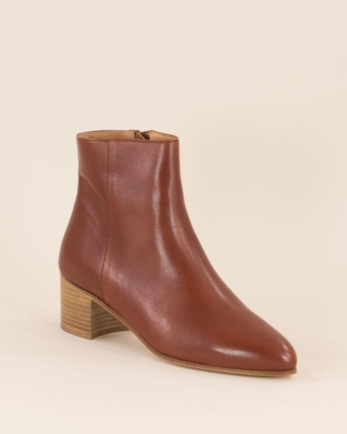 Fort graham - Chesnut Leather