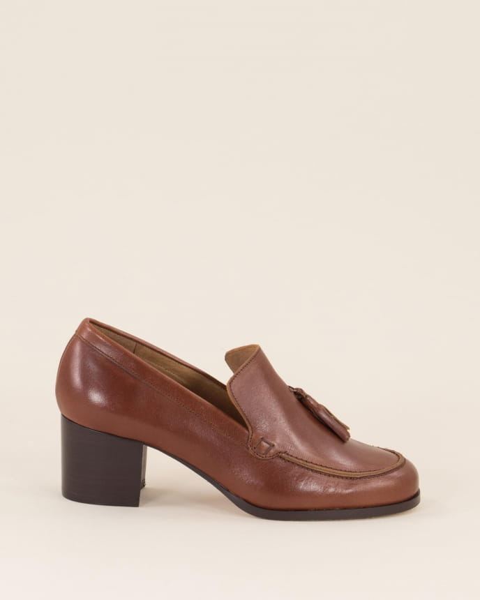 Hauteville - Chesnut Leather