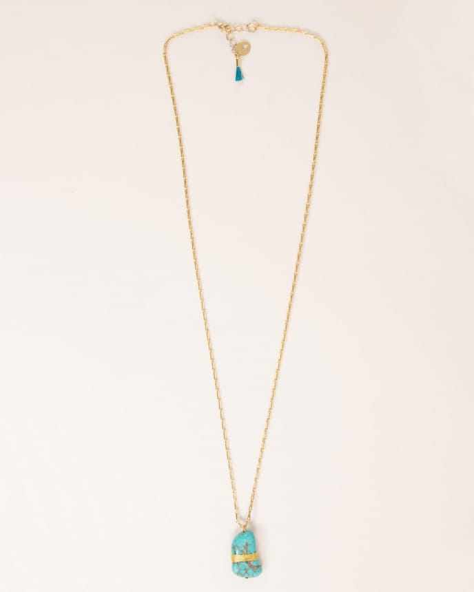 Nayeli - Turquoise
