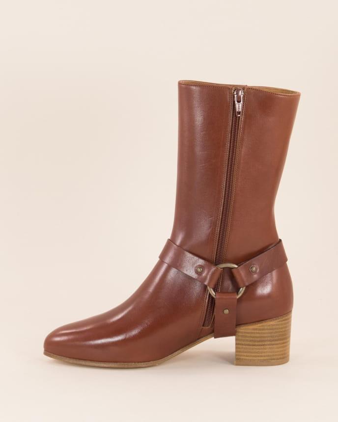 Rio alto - Chesnut Leather