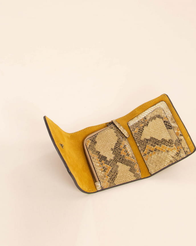 Tano purse p - Inca gold