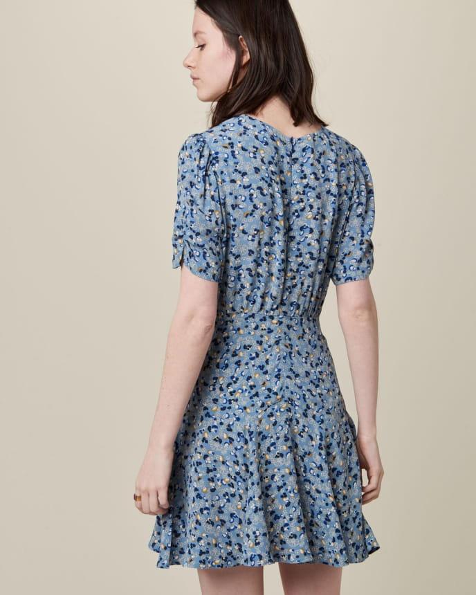 Lucie dance - Antic Blue Merryl