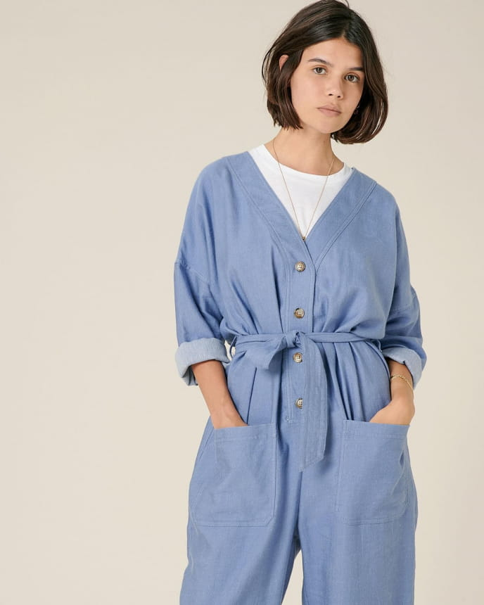 Aloa - Denim Blue