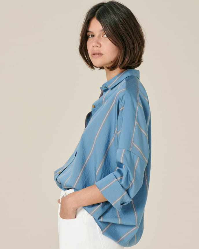 Belvedere - Japanese Blue