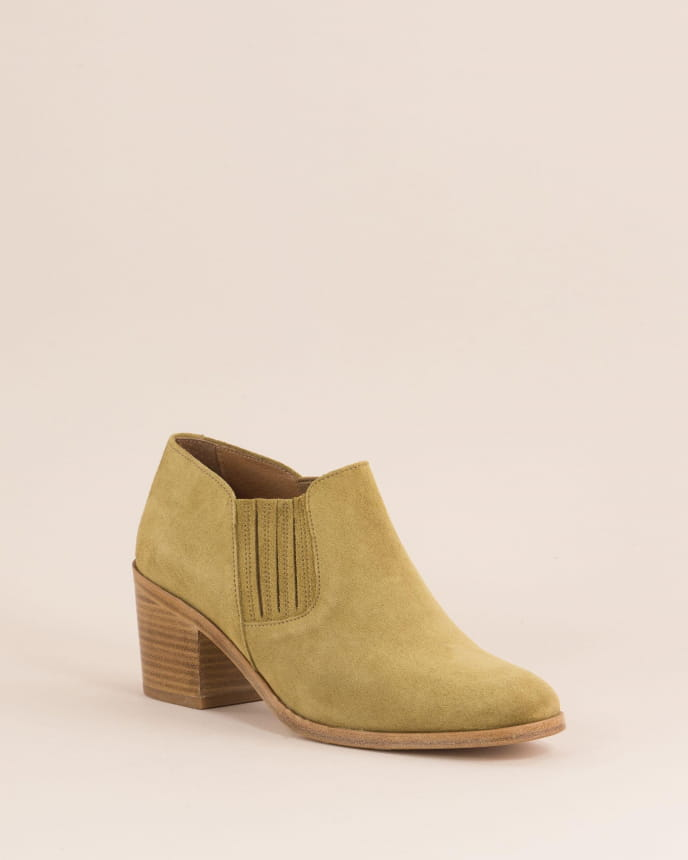 Low west - Gold Suede
