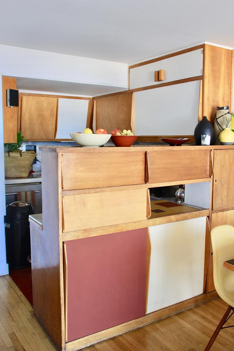 Cuisine Le Corbusier
