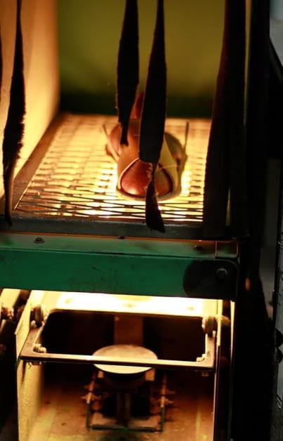 Chauffage sandale