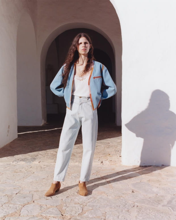 Sessùn Spring Summer 2020 collection - Jeans - Boots - Jacket